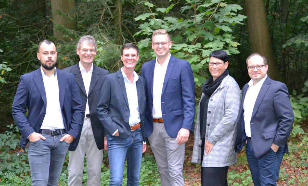 Vorstand Stadtheide-Vereinigung 09.2021